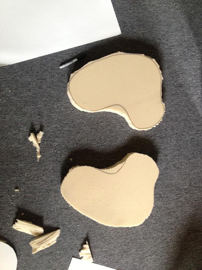foam-templates